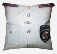 подарок сотруднику милиции