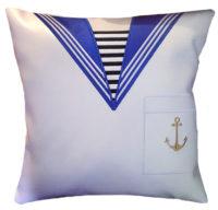 подарок моряку подушка