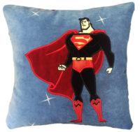 супермен подушка