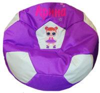 кресло-мяч кукла лол