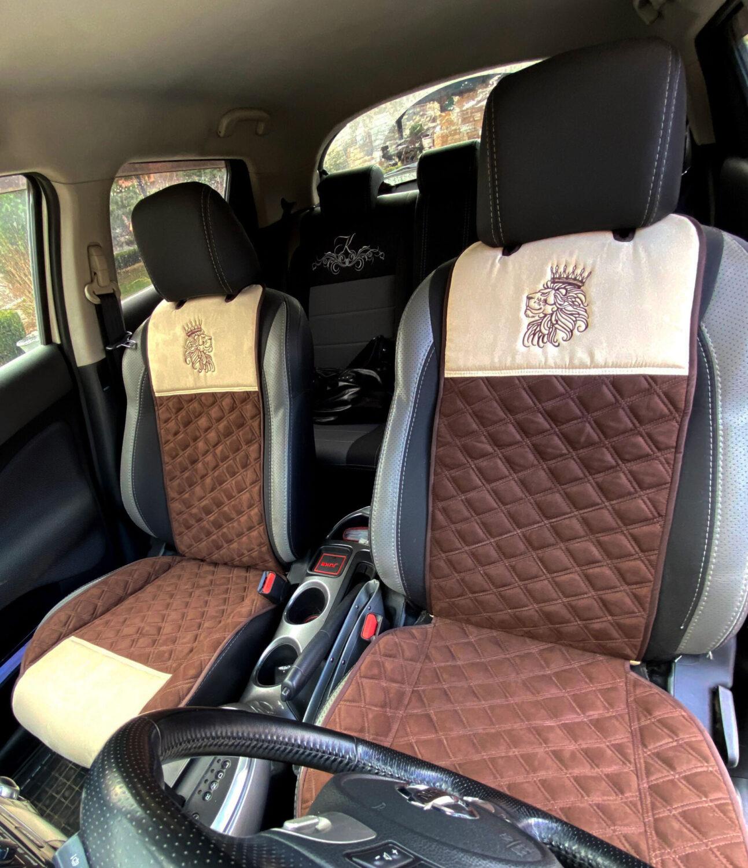 накидки на автомобильные кресла