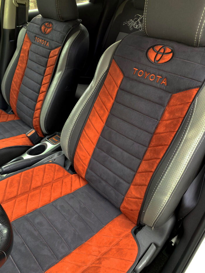 универсальные накидки на сидения авто